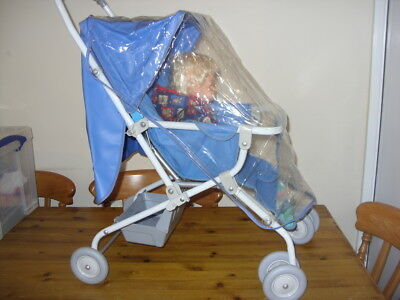 Vintage maclaren toy lullaby by chelful  pushchair