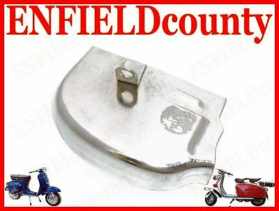 Brand Vespa Gear Selector Box Cover Chrome Polished Rally, Super, Sprint,gt @cad