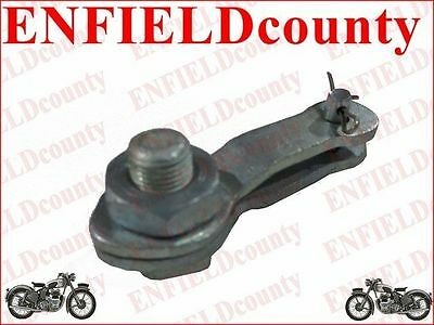 Lambretta Rear Brake Pedal System Cable Clamp Assembly Standard All Models @cad