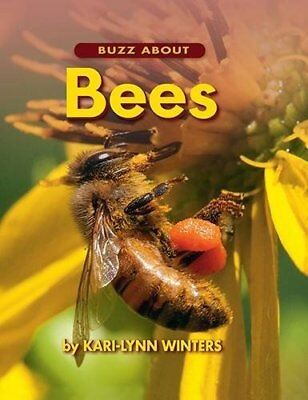 Buzz about Bees,HC,Kari-Lynn Winters - NEW
