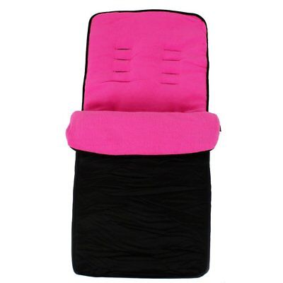 Buddy Jet Footmuff Cosy Toes For Mamas & Papas Cruise Buggy