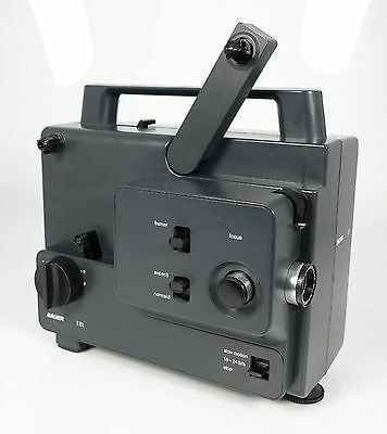Bauer T 81 Normal 8 + Super 8 Filmprojektor Top