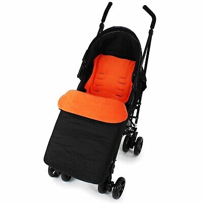 Buddy Jet Footmuff Cosy Toes For Mamas & Papas Armadillo Sport Pushchair