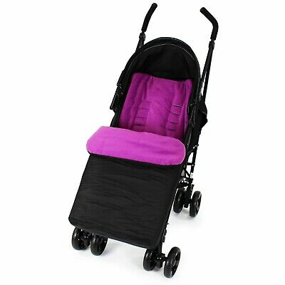 Buddy Jet Footmuff Cosy Toes For Quinny Zapp Xpress Stroller
