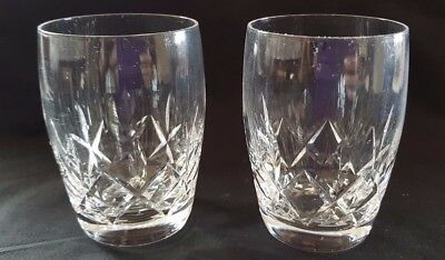 Stuart Crystal Whisky Glass X 2
