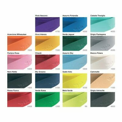 DEDA Elementi   Bicycle Handlebar Tape with Bar End Plugs   Choice of Colours