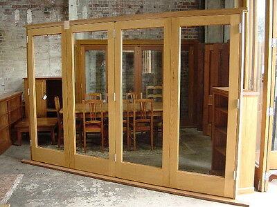 Bi fold Door BIFOLD SET  ............Can deliver