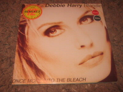 Blondie  -  Once More Into The Bleach  Double Album