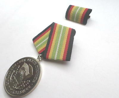 East german MEDAL for loyal Service NVA / Army Stasi State security / Police GDR
