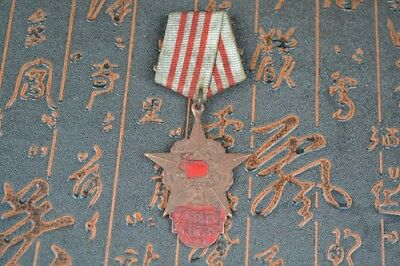1951's China's first Hero model countrywide representative meeting Medal