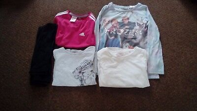 job lot of girls clothing age 9 years
