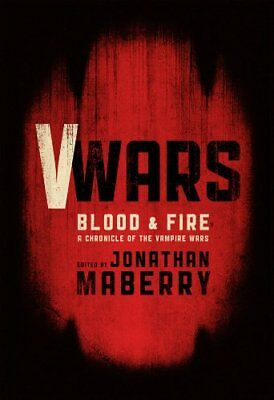 V-Wars: Blood and Fire HC,HC, - NEW