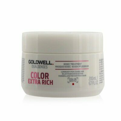 Goldwell Dual Senses Color Extra Rich 60Sec Treatment (Luminosity For 200ml