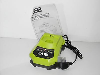 Ryobi BCL14181H 14.4v -18V Lithium Battery Charger 240V NEW
