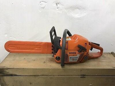 Husqvarna 357xp Chainsaw Just Serviced New Bar And Chain