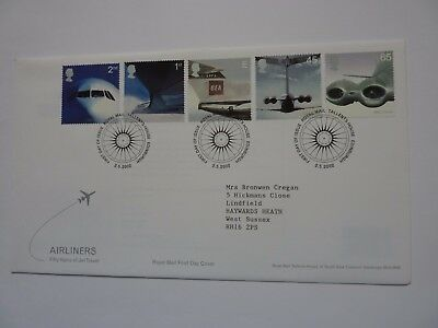 Airliners 2002 FDC