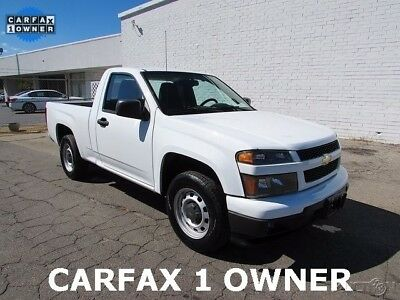 2012 Chevrolet Colorado Work Truck 2012 Chevrolet Colorado Work Truck Pickup Truck Used 2.9L I4 16V Manual RWD