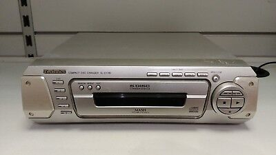 Technics SL – EH780 Compact Disc 5 CD Changer System.