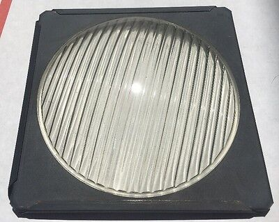 Osram Replacement GLASS Lens CLEAR Stage Lighting Stop Light New Old Stock