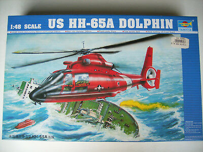 Trumpeter 752801 US HH-65A Dolphin - 1:48