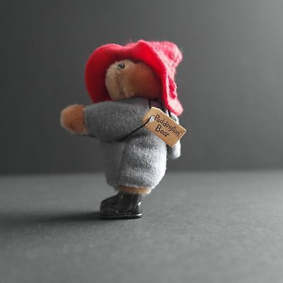 Vintage Mini Paddington Bear
