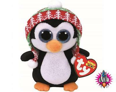 Ty Beanie Babies Boos Penelope Christmas Exclusive 2017 Plush Soft Toy New