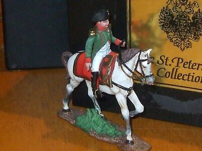 Russian Made Mounted Napoleon toy soldiersMIB