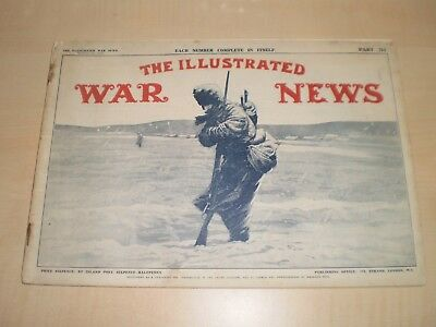 10th March 1915 The Illustrated War News Fully Illustrated Wartime Magazine