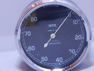 1963 Norton 650Ss Manxman Smiths Chronometric Tachometer Works Rc1309/00 Works