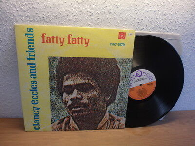 CLANCY ECCLES AND FRIENDS FATTY FATTY  Rare Trojan Records