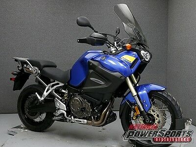 Yamaha XTZ1200 SUPER TENERE W/ABS  2012 Yamaha XTZ1200 SUPER TENERE W/ABS Used FREE SHIPPING OVER $5000