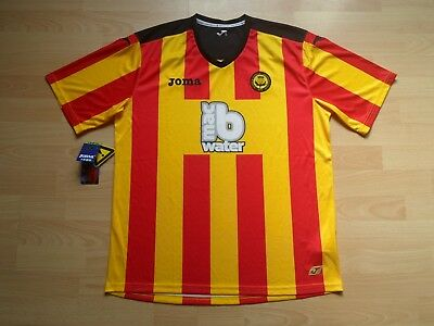 New With Tags Joma Partick Thistle 2013-14 Home Shirt Jersey Scotland Size Xl