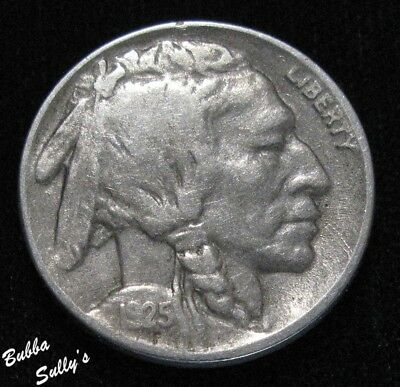 1925 D Buffalo Nickel <> EXTREMELY FINE