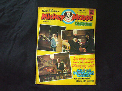 Walt Disney's MICKEY MOUSE AND DONALD DUCK  29th May 1976 Number 32