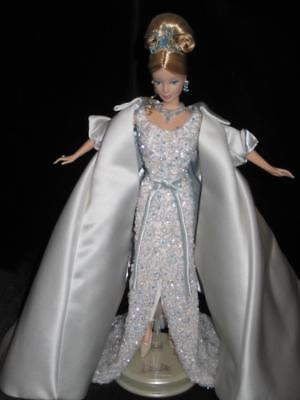 Barbie 40th Anniversary Limited Edition Crystal Jubilee Doll 21923 Displayed