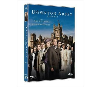 Film DVD UNIVERSAL PICTURES - Downton Abbey - Stagione 01 (3 Dvd)   DVD 0