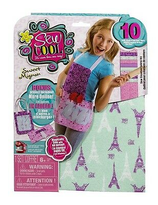 Sew Cool Sweet Fabric Kit and Bonus Apron Project NEW