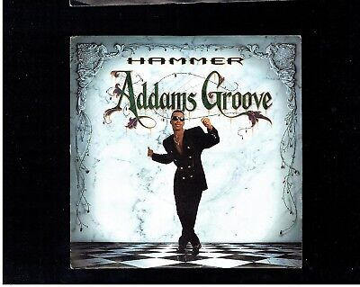 Hammer Addams Groove Ps 45 1991