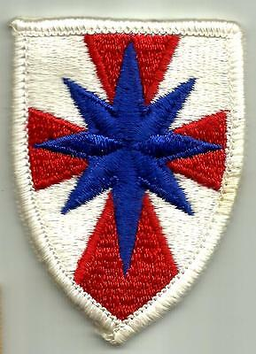 US 8th Army Field Support Command SSI Patch