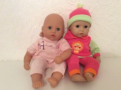 2 x My First Baby Annabell Dolls.