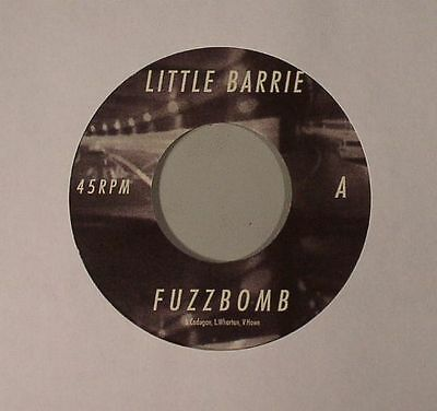 "Little Barrie Fuzzbomb / Only You Ltd 7"" Rsd 2014 Tuch2075 Virgil Howe"