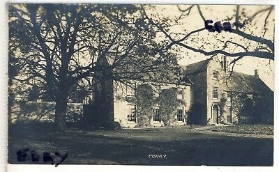 Corby Vicarage Lincolnshire
