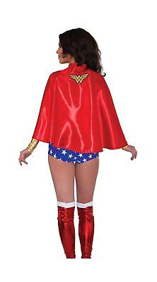 Rubie's Costume Co Women's Dc Superheroes Wonder Woman Cape Multi One Size
