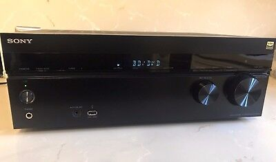 Sony STR-DH550 5.2 Channel 4K Pass-through Audio Video Surround Sound Receiver
