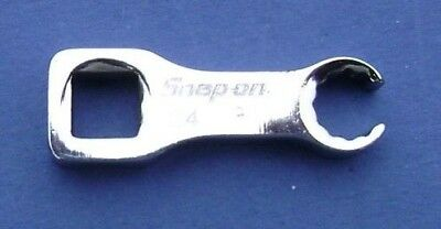 """Snap On 1/4"""" Flare Nut Crow Foot Wrench x 1/4"""" Drive"""