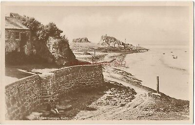 Cornwall Bude 3 Real Photo Vintage Postcards