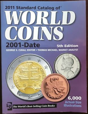 Standard Catalog of World Coins, 2001-2011 5th Edition *jd