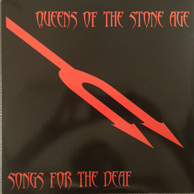 "Queens Of The Stone Age "" Songs For The Deaf "" *** Coloured Vinyl Lp *** New"