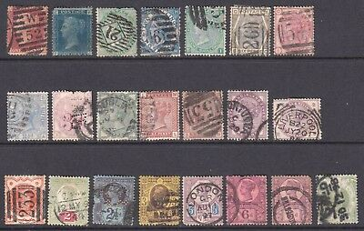 GREAT BRITAIN QUEEN VIC COLLECTION LOT $1,200+ 99c NO RESERVE
