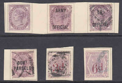 GREAT BRITAIN QUEEN VIC COLLECTION LOT $340+ 99c NO RESERVE